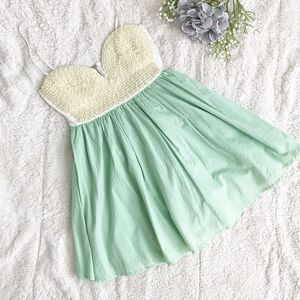 Sabo Skirt Dresses - Pearl Tea Dress